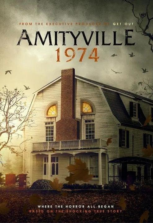 amityville 1974 poster
