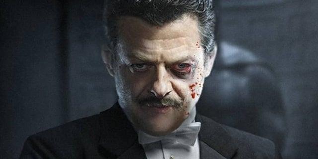 Batman Director Confirms Andy Serkis as Alfred