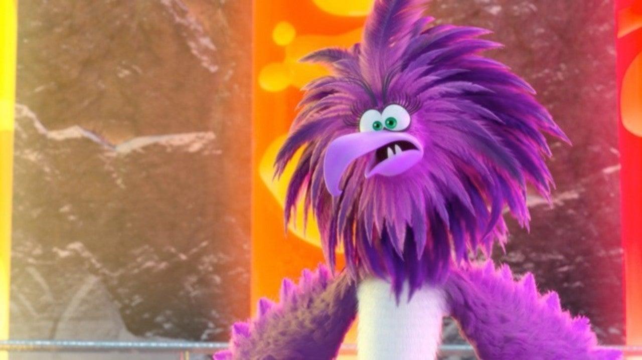 Meet Leslie Jones Zeta In The Angry Birds Movie 2 Exclusive Clip