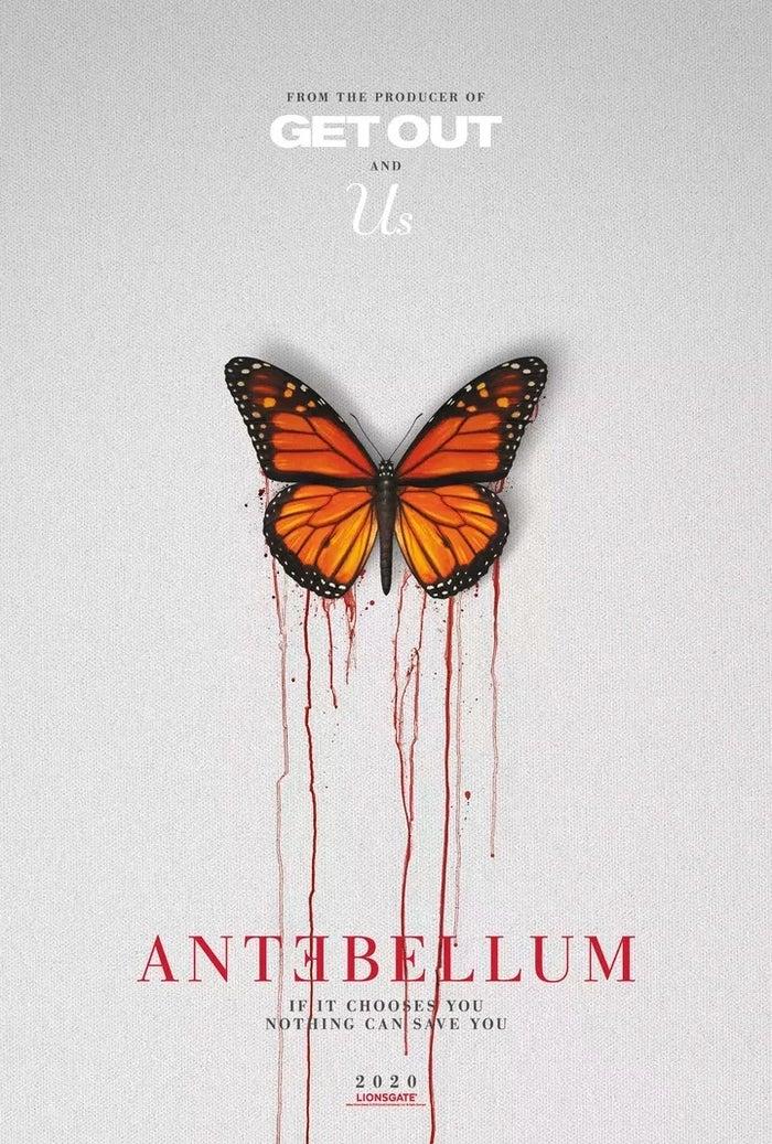Antebellum 2020 Movie Poster