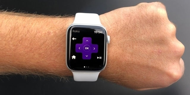 New Roku App Turns Your Apple Watch Into a Remote