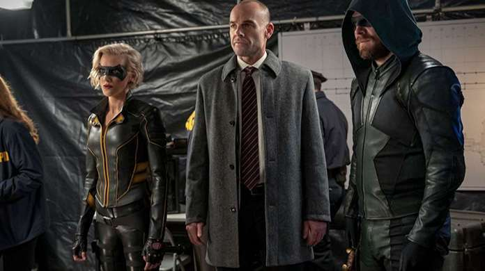 arrow reset preview the cw