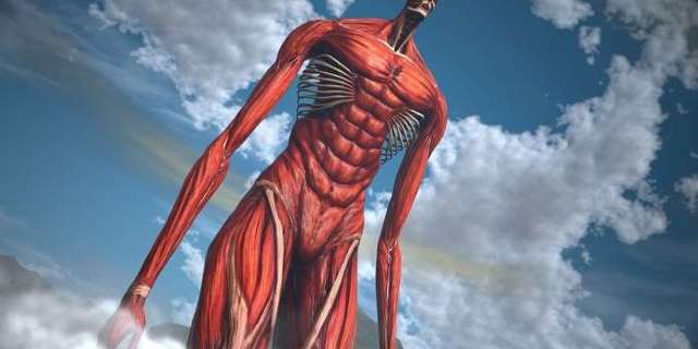 Attack On Titan Fan Animates the Series' Creepiest Titan Transformation Yet