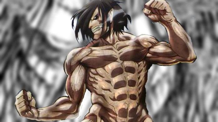 Attack on Titan Chapter 123 Eren