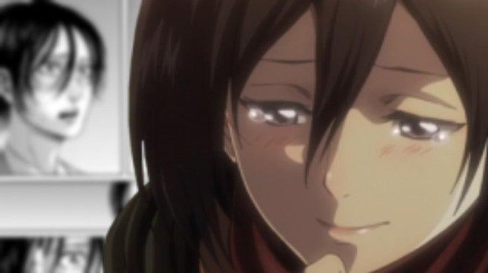 Attack on Titan Chapter 123 Mikasa