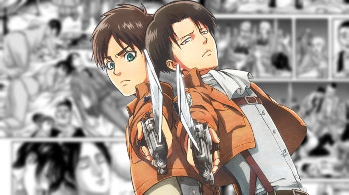 Attack on Titan Chapter 123 Survey Corps