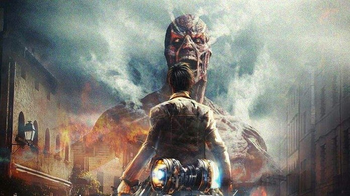 Attack On Titan Movie Hollywood Remake Preview Story Designs Warner Bros