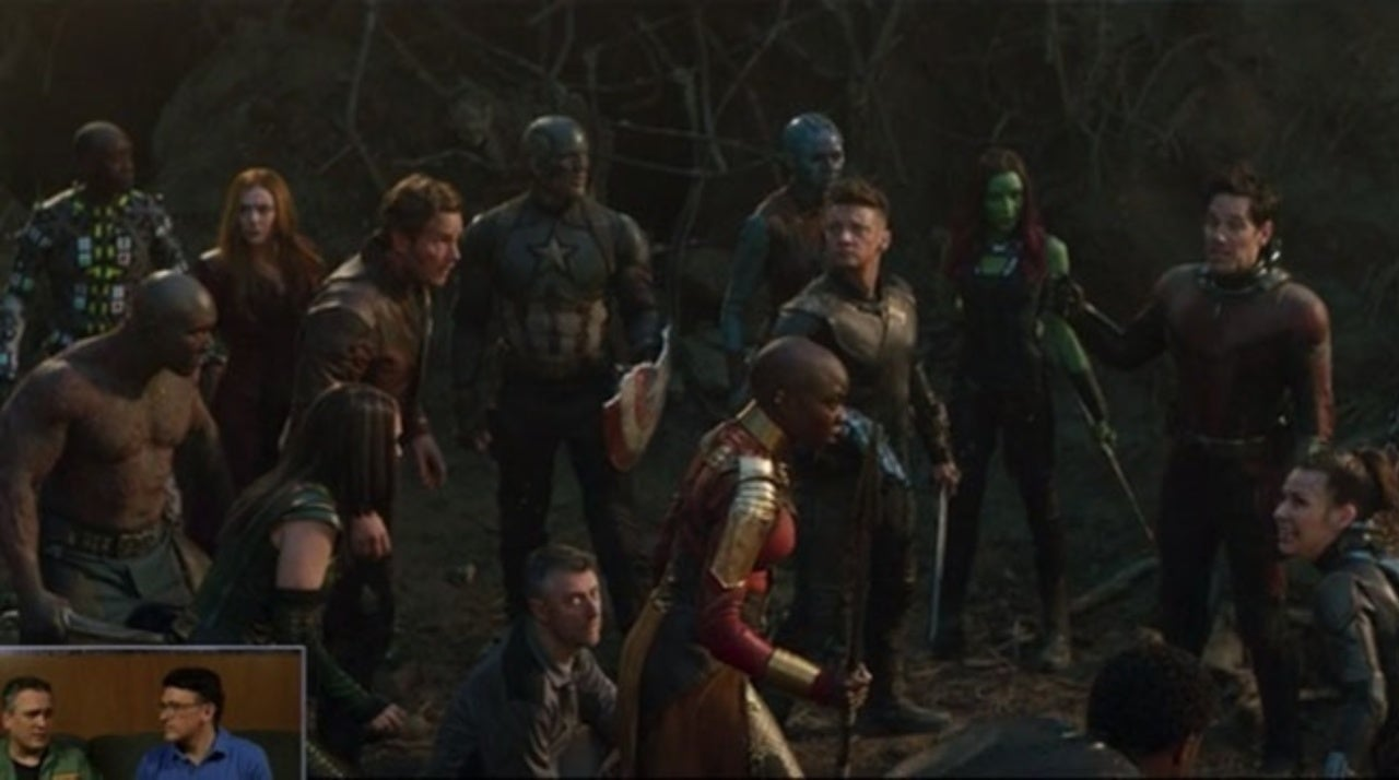 Avengers: Endgame Deleted Scene Sees All Marvel Heroes Planning Final Battle