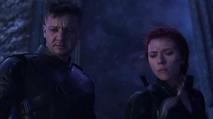 avengers endgame black widow sacrifice vormir