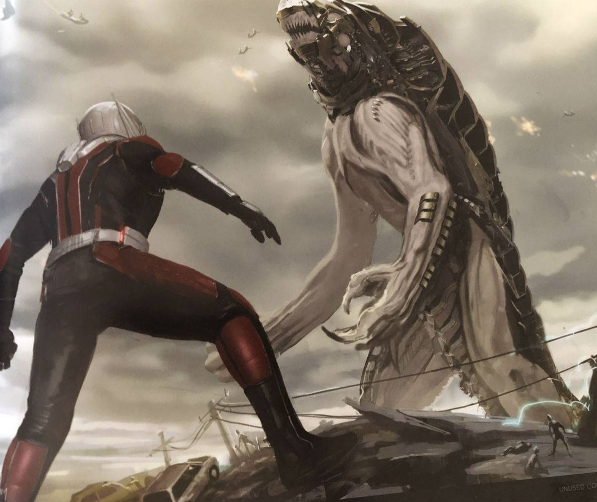Avengers Endgame Godzilla Leviathan