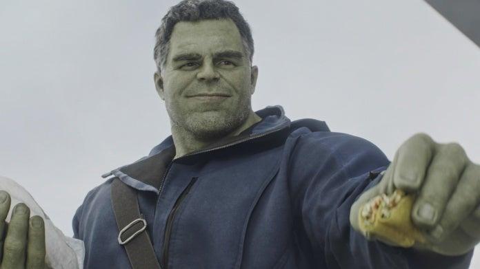 Avengers Endgame Hulk Mark Ruffalo