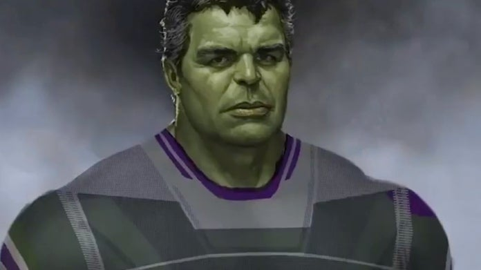 Avengers Endgame Smart Hulk costume