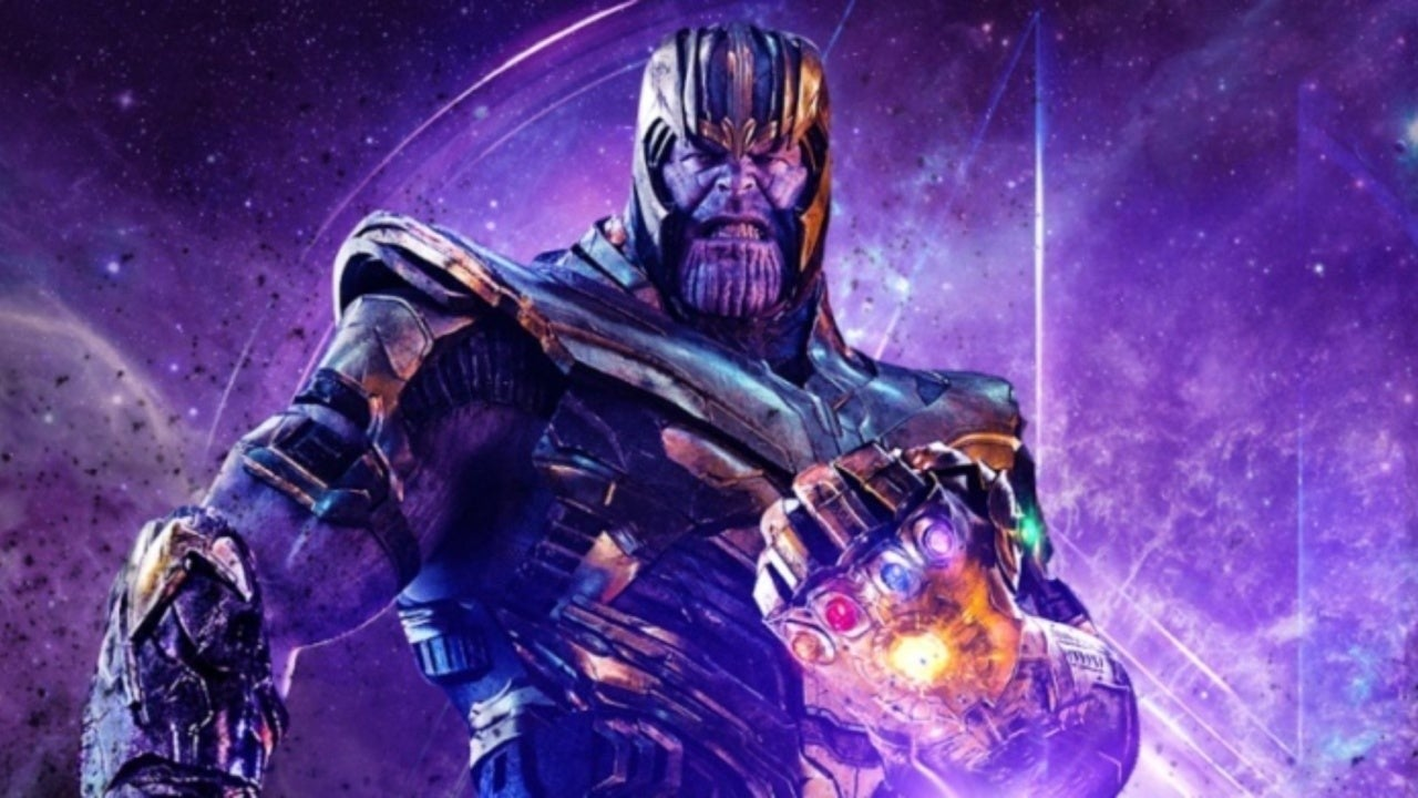 Avengers Infinity War Endgame Young Thanos Concept Art