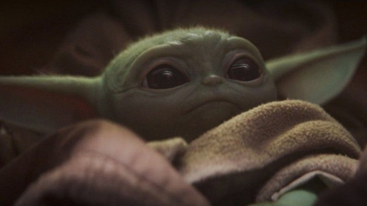 Baby Yoda Is Trending on Twitter