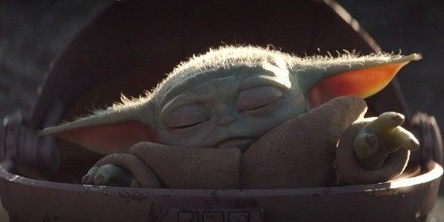 "Star Wars: The Mandalorian Director Admits It's Okay to Say ""Baby Yoda"""