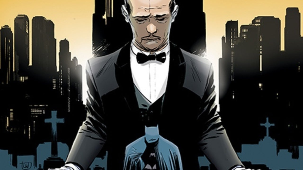 DC Confirms the Death of Alfred with Batman: Pennyworth R.I.P.
