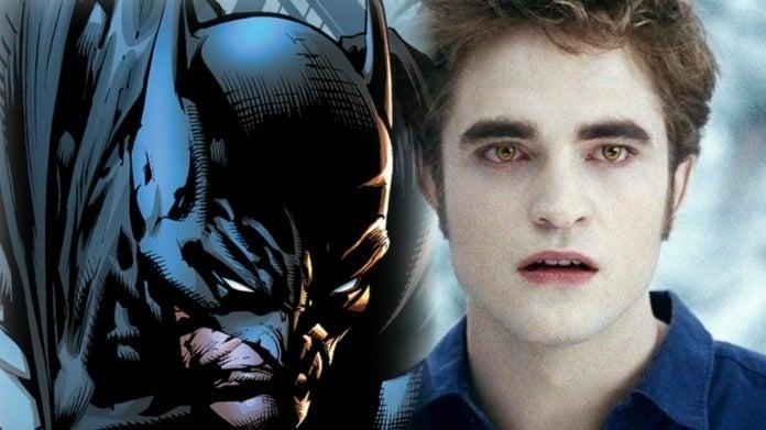 Batman Robert Pattinson Twilight