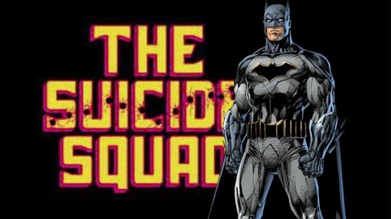 The Suicide Squad Director Addresses Possibility of a Crossover With The Batman