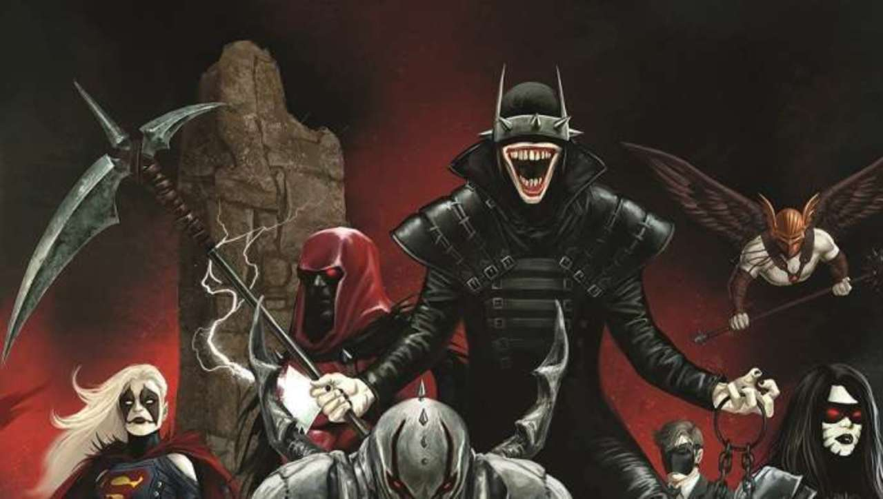 The Batman Who Laughs Turns a New Hero to the Dark Side