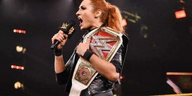 Becky Lynch Sets New Record as WWE Women's Champion