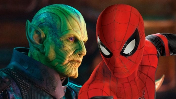 Ben Mendelsohn Talos Spider-Man comicbookcom