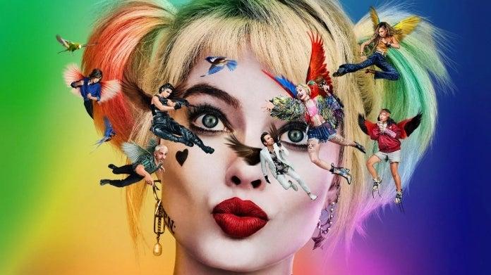 Birds of Prey Emancipation Harley Quinn Margot Robbie