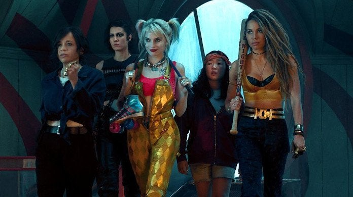 Birds of Prey Movie
