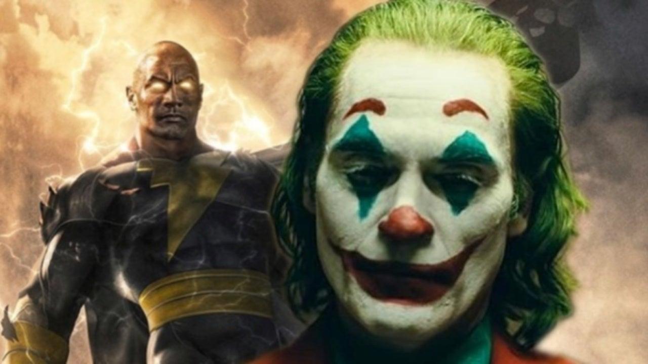 The Rock Reveals Joker Cinematographer Will Shoot Black Adam