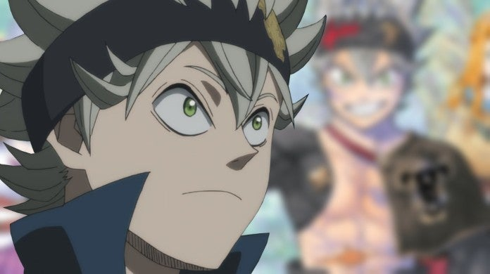 Black Clover Chapter 229 Asta