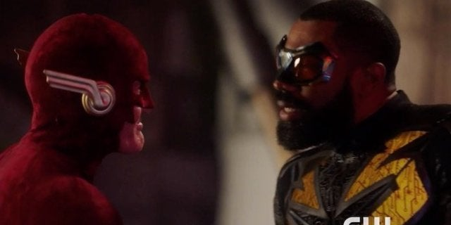"Black Lightning Meets The Flash, Pariah, and More in ""Crisis on Infinite Earths"" Teaser"
