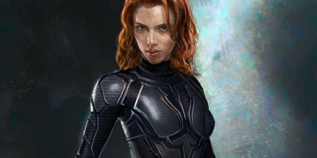 Avengers Endgame Nearly Gave Black Widow A Wakanda Inspired