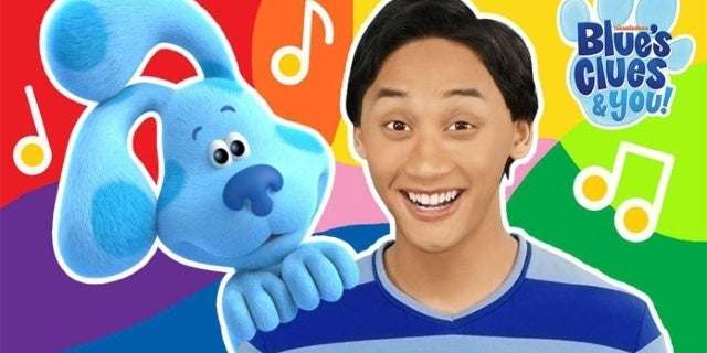 Nickelodeon Renews Blue's Clues & You! for Second Season