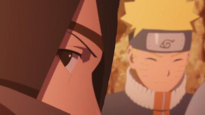 Boruto Anime 131 Young Naruto Heartbreaking Moment Sasuke Defection