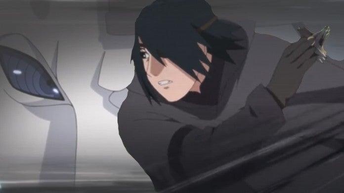 Boruto Anime Time Travel Arc Sasuke vs Urashiki New Rinnegan Future Powers