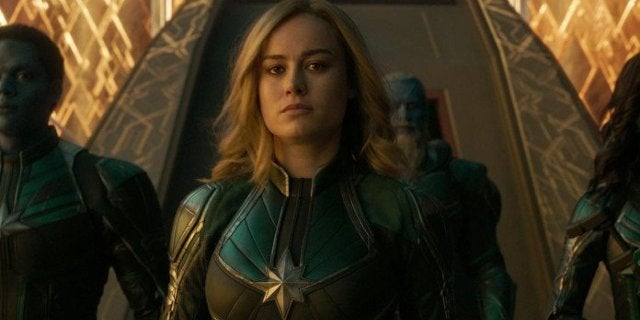Captain Marvel Star Brie Larson Had No Idea About the Toxic Backlash Against the Movie