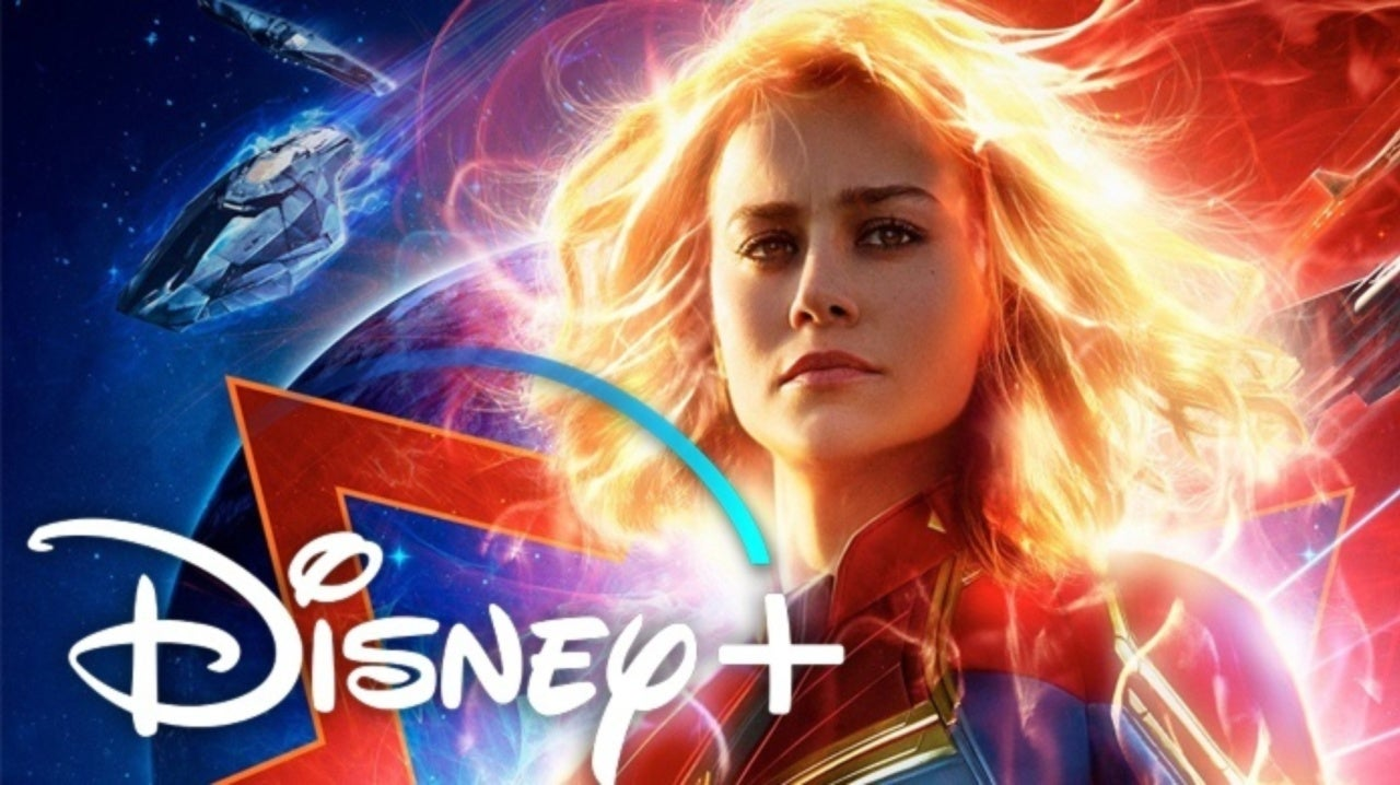 Captain Marvel's Brie Larson Still Has To Pay For Disney+