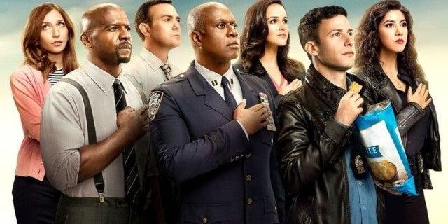 Brooklyn Nine Nine Renewed Season 8 NBC