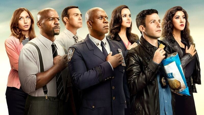 Brooklyn Nine Nine Renewed Season 8 NBC