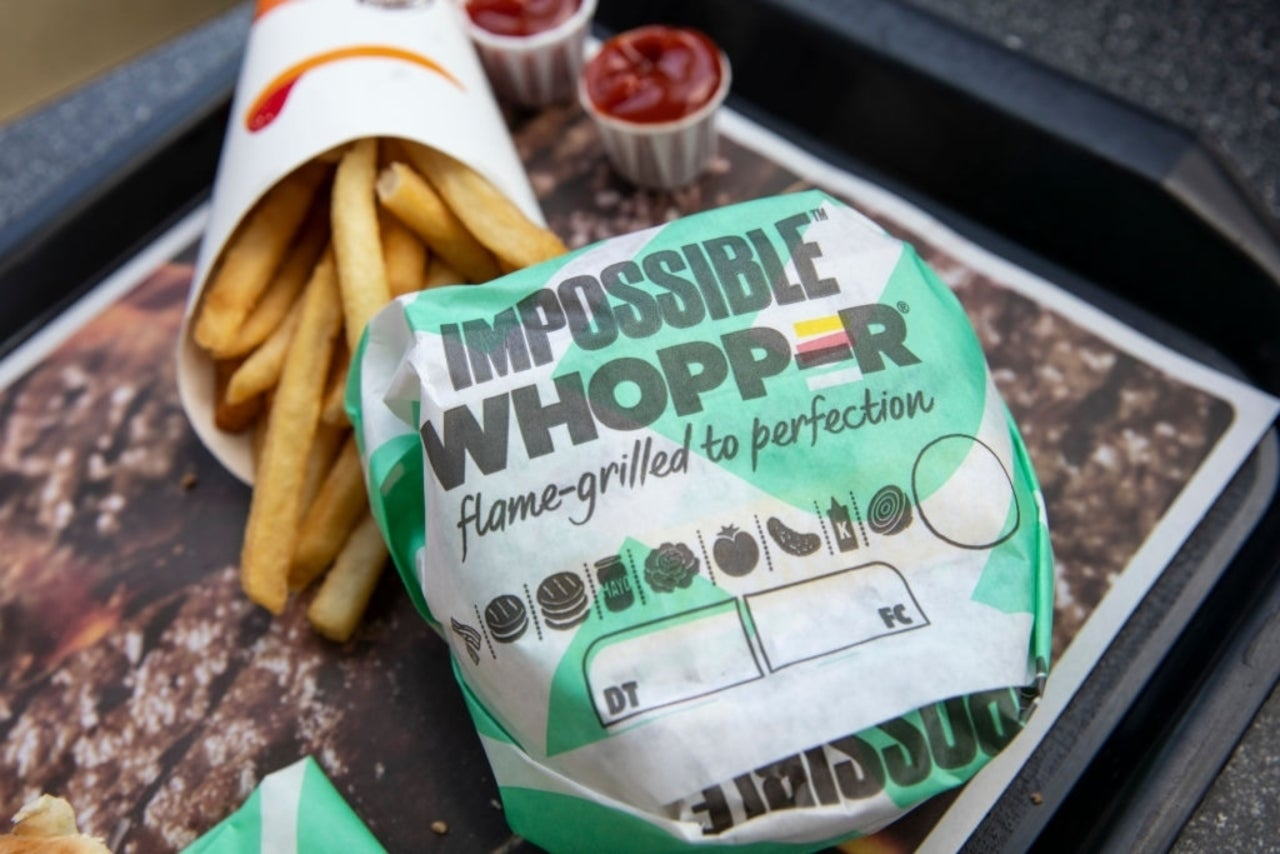 Burger King: Class-Action Lawsuit Suggests Vegan Impossible Burgers Are Contaminated by Meat