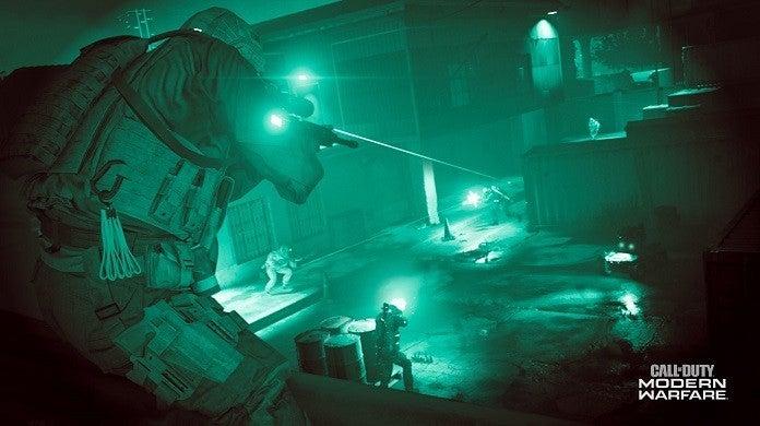 Call of Duty Modern Warfare