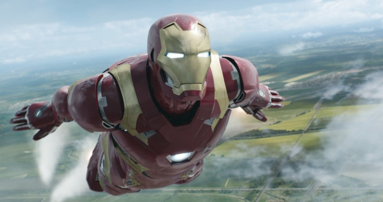 Real Life Iron Man Suit Flies at 85 MPH (Video)