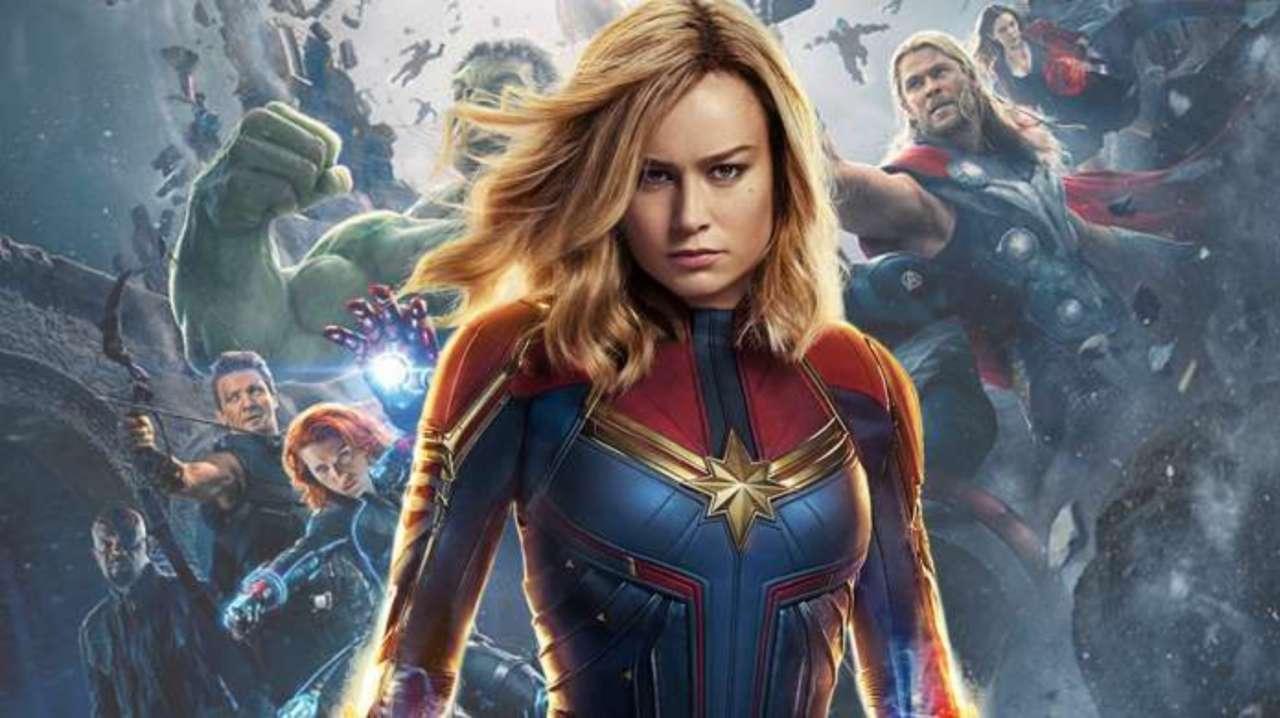 Marvel's Infinity Saga Box Set Reveals Captain Marvel's Avengers: Age of Ultron Deleted Scene