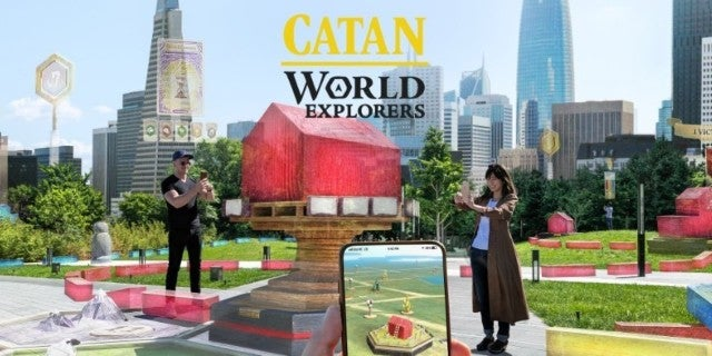 Pokemon Go Developers Are Making an Augmented Reality Catan Game