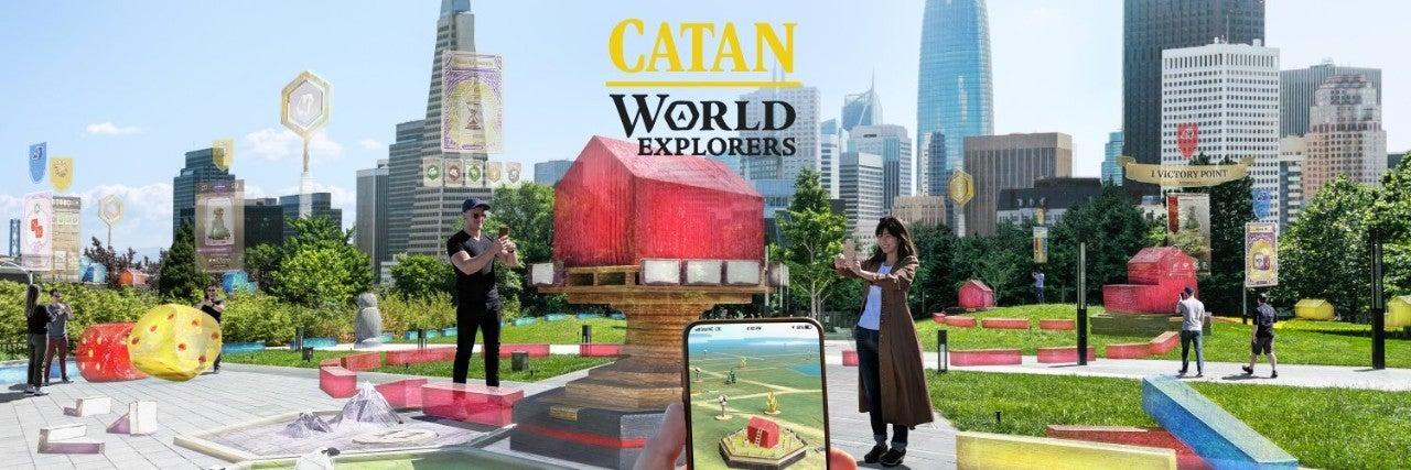 catan world explorer