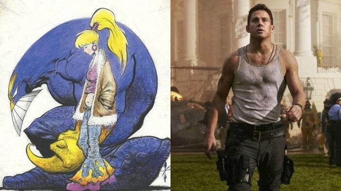 Channing Tatum The Maxx