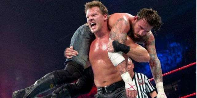 Chris-Jericho-CM-Punk