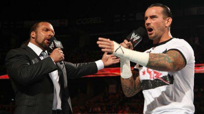 CM-Punk-Triple-H