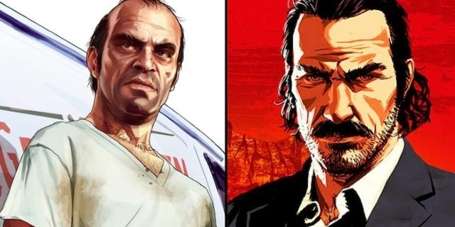 "GTA and Red Dead Redemption 2 Publisher Trademarks ""31st Union"""