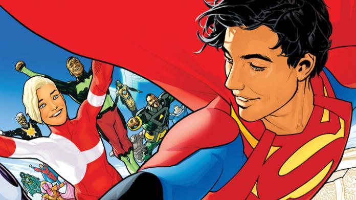Comic Reviews - Legion of Super-Heroes #1