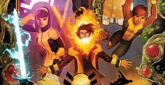Comic Reviews - New Mutants #1